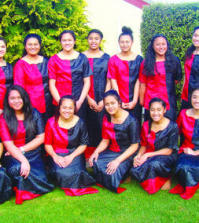 Poly Fest group WGHS