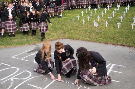 field of remembrance wghs
